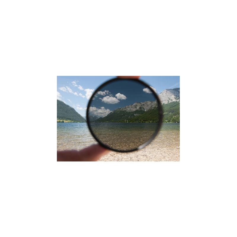 Multithreaded Glass Filter Multicoated For Sony Alpha DSLR-A550 Circular Polarizer 86mm C-PL