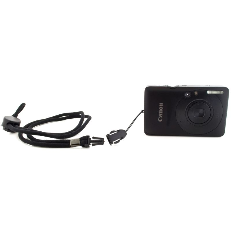 Canon PowerShot SX120 IS Neck Strap Lanyard Style Adjustable With Quick-Release.