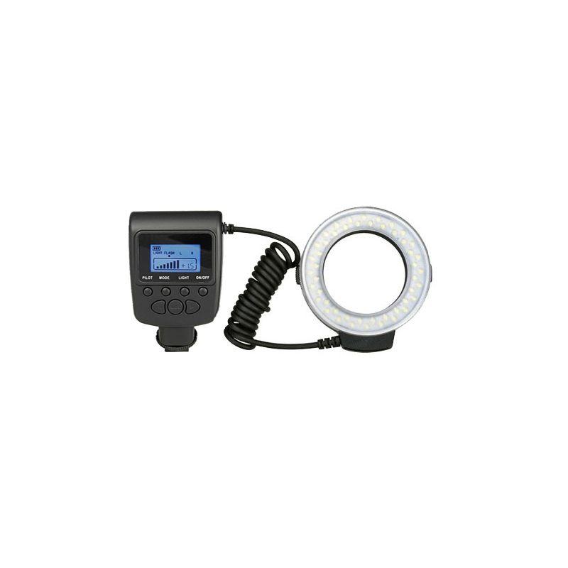 Alpha Interface Sony Alpha DSLR-A350 Dual Macro LED Ring Light//Flash