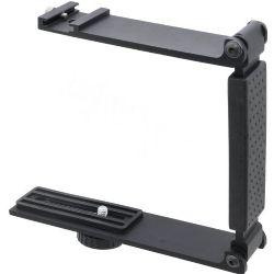 High Quality Aluminum Mini Folding Bracket (Accommodates Microphones Or Lights)