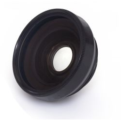 0.45x High Grade (Black) Wide Angle Conversion Lens (30mm) For Sony HDR-XR150